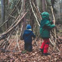 Kids' survival stories