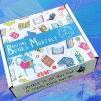 Brilliant Books' Box Design Contest!