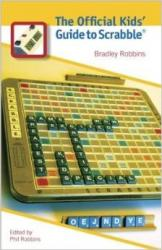 Official Kids' Guide to Scrabble Signed by Bradley Robbins at Brilliant Books