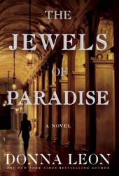 Signed 1st edition Donna Leon The Jewels of Paradise Brilliant Books