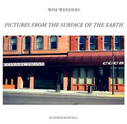 Signed Wim Wenders Pictures from the Surface of the Earth at Brilliant Books