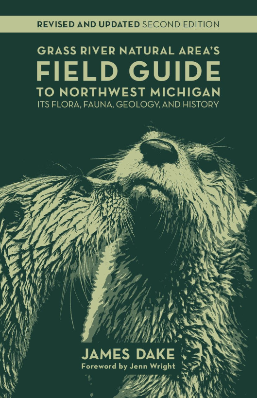 Cover art: Field Guide to Northwest Michigan