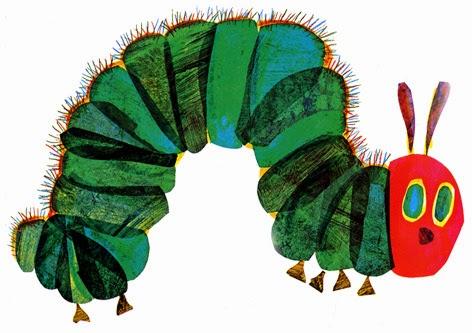 The Hungry Caterpillar App